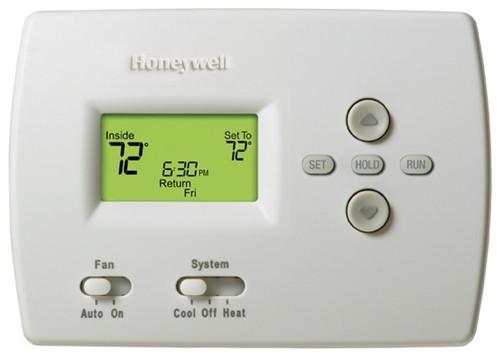 Honeywell TH4110D1007 Pro 4000 1H/1C 5-2
