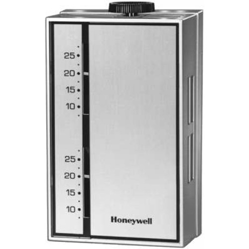 Honeywell T6052A1015 Heavy Duty Line Voltage Thermostat 50-80F