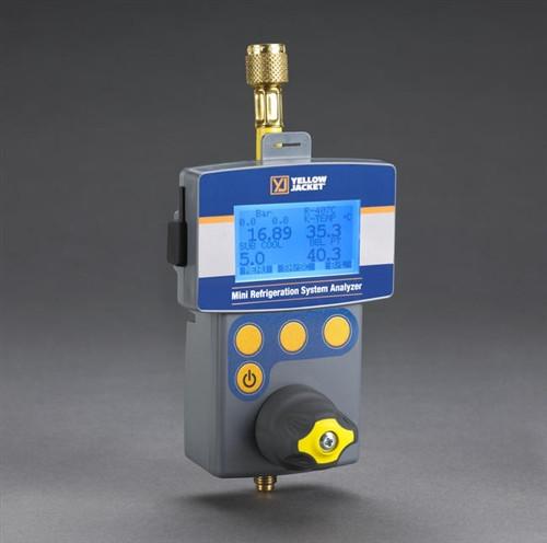 Yellow Jacket 40852 Mini Digital Refrigeration System Analyzer