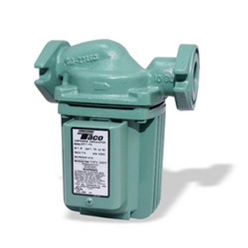 Taco 0012-F4 Cast Iron Circulator Pump 1/8 HP