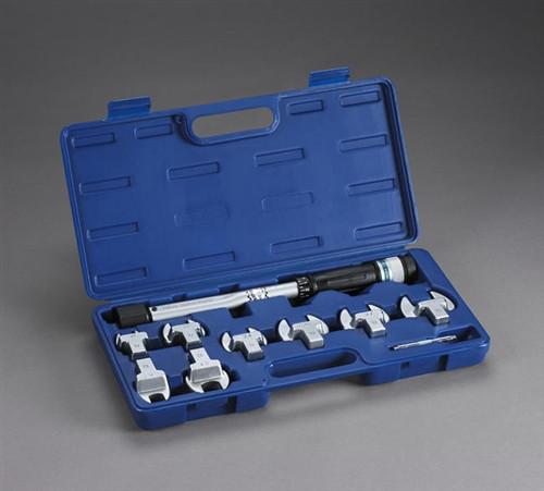 Yellow Jacket 60652 Eight Head Precision Torque Wrench Kit