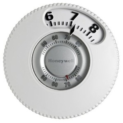 Honeywell T87N1026 Round Easy To See 1H/1C
