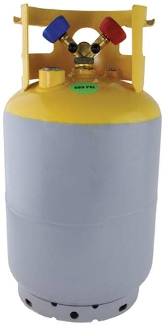 Mastercool 62010 30 lb. D.O.T. Refrigerant Supply Tank With Out float