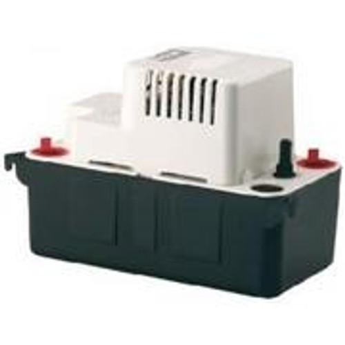 Little Giant VCMA-15ULS Condensate Pump With Safety Switch 115V 554405