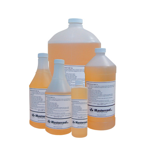 Mastercool 90032-6 Case of 6 - 32oz. Bottles of Vacuum Pump Oil