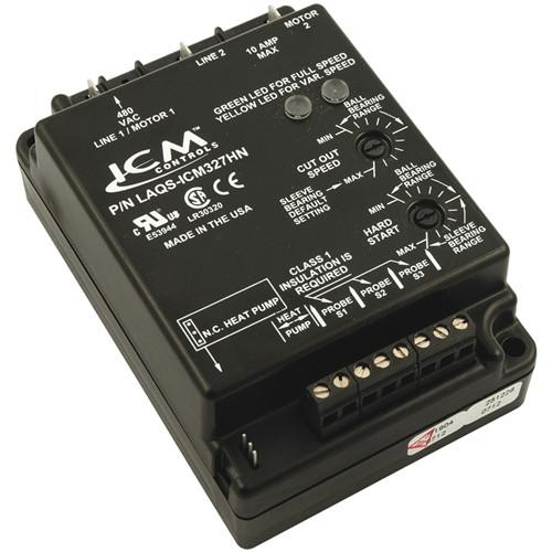 ICM ICM327HN Low Ambient Head Pressure Control, Output 480 VAC, temperature input