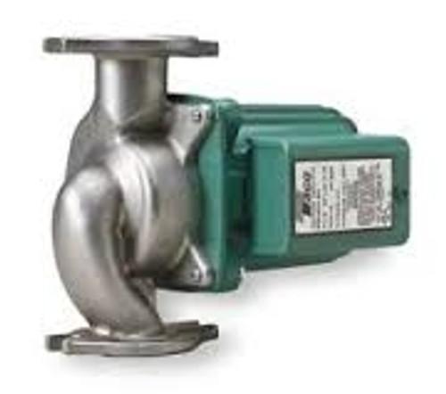 Taco 009-SF5 Stainless Steel Circulator Pump 1/8 HP