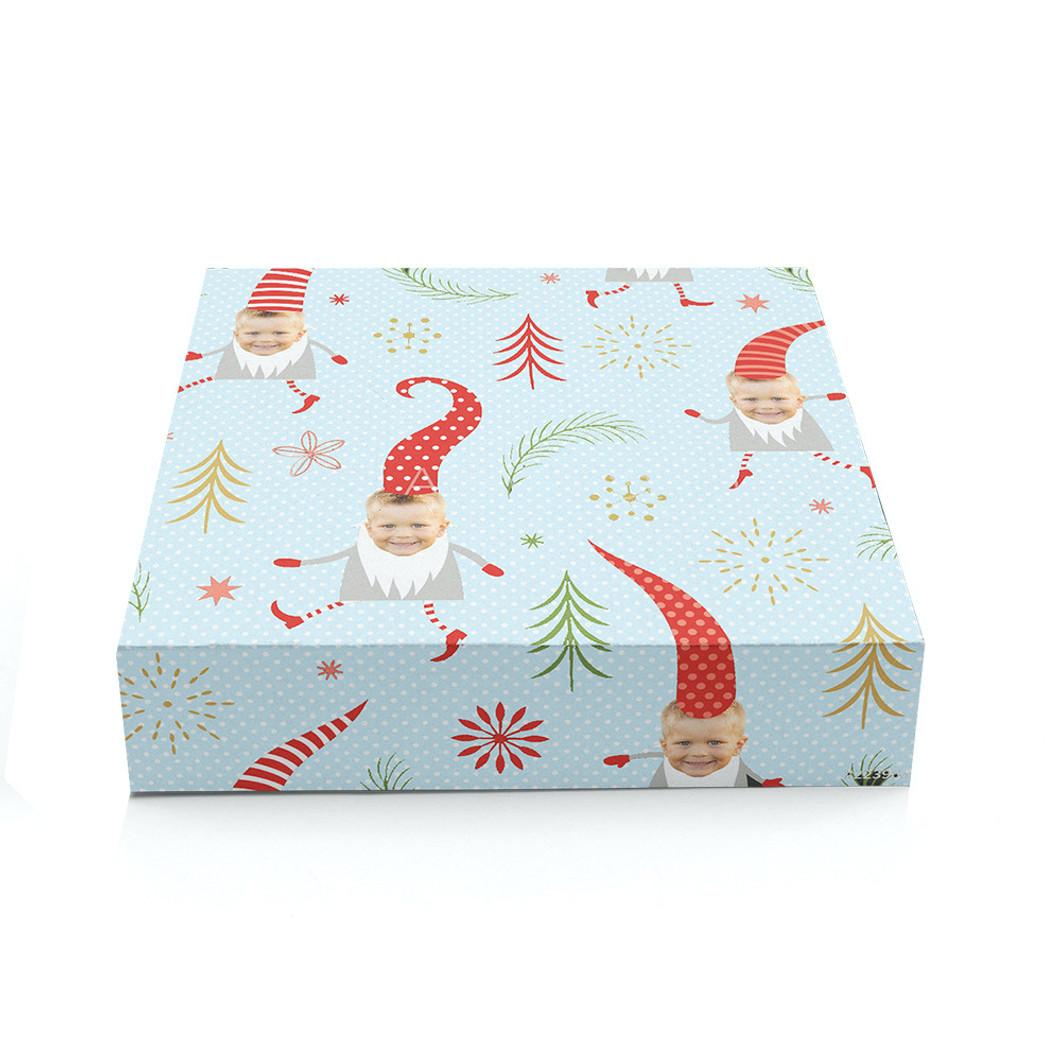 Elegant Elf Gift Wrapping