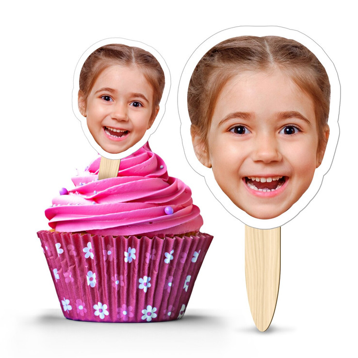 Cupcake Toppers - Certifikid