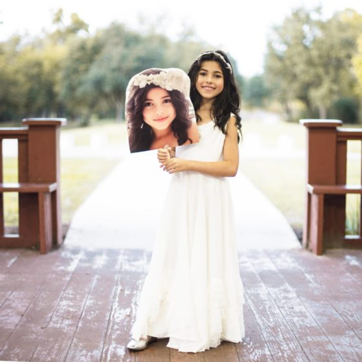 Wedding Big Head Cutouts
