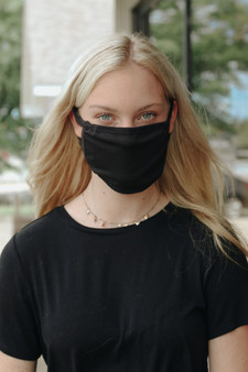 Cotton Face Mask  -One Size Fits All  -100% Cotton