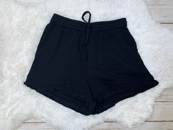 Sophia Cotton Shorts - Comfortable cotton short with an adjustable waist!