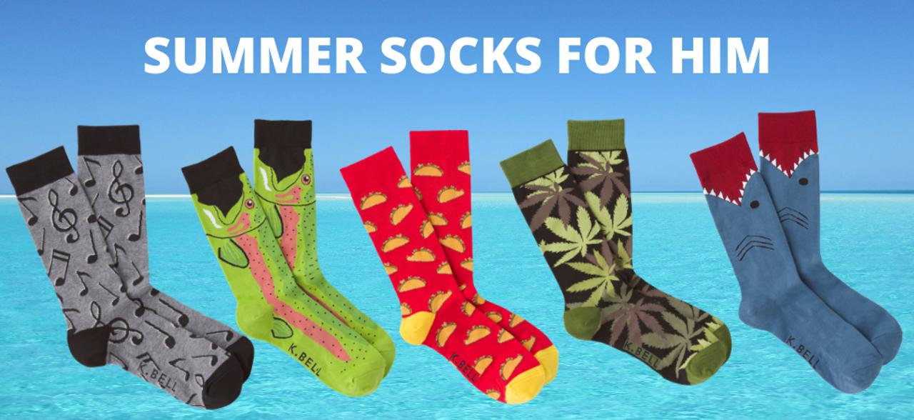 fun socks for men