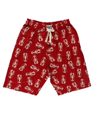 Lobster Pajama Shorts by Lazy One
