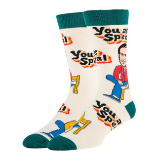 Mr. Rogers' You're Special socks by Oooh Yeah!