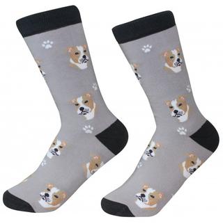 Pit Bull Socks by Sock Daddy