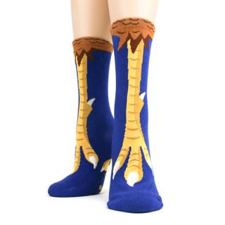 Chicken Feet Slipper Socks by Foot Traffic