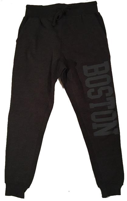 Boston joggers in charcoal gray