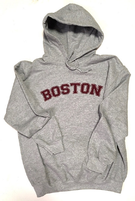 Boston Hoodie with pouch pocket
