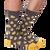 Rubber duck socks for men by K. Bell