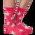 Middle Finger Socks for Men by K. Bell