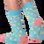 Yellow Duckie Socks for Men by K. Bell