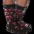 Beer Pong Socks for Men by K. Bell