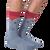 Shark socks for men by K.Bell