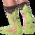 Trout Socks for Men by K. Bell