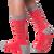 Nerd socks by K. Bell