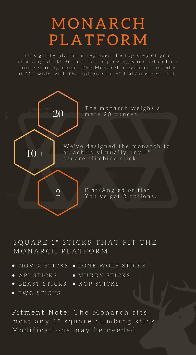 OOAL Monarch One Stick Platform