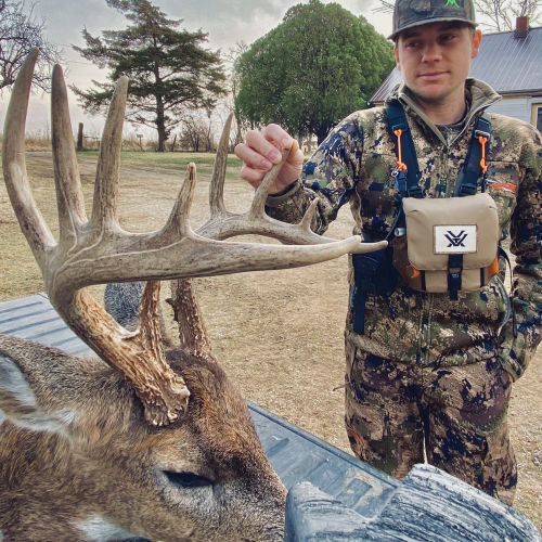 Bow Hunting Whitetails | Saddle Hunting Gear | OOAL ProStaff Program