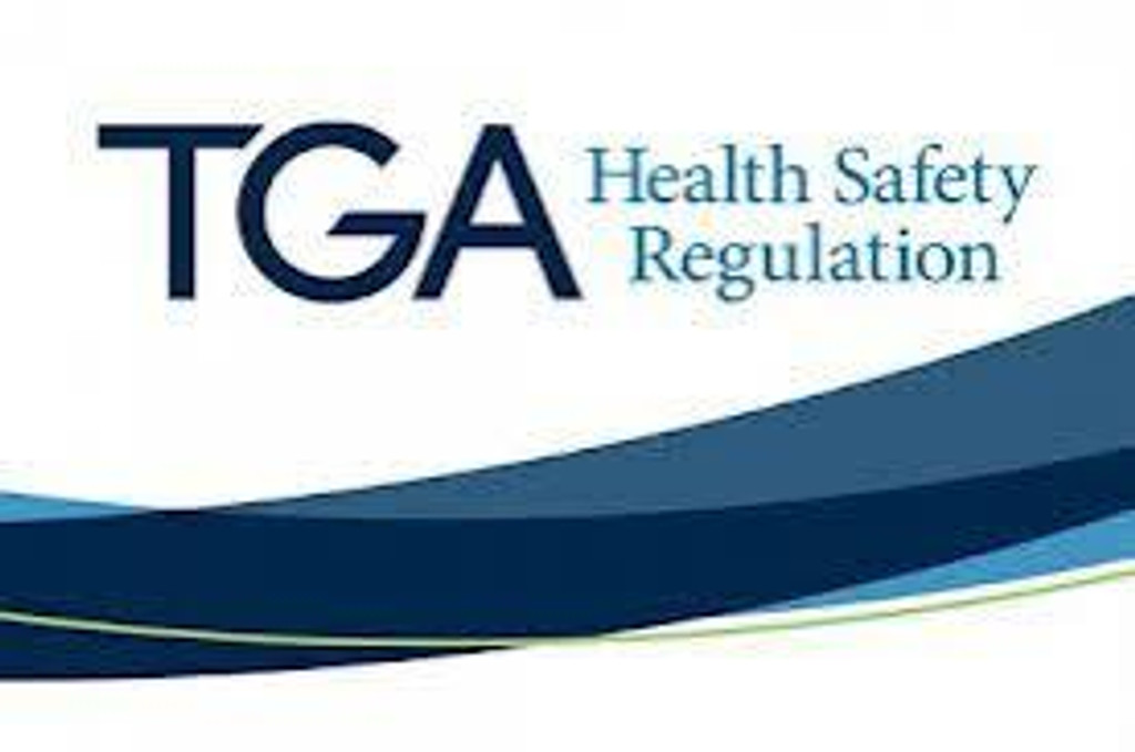 Registered with TGA for your peace of mind