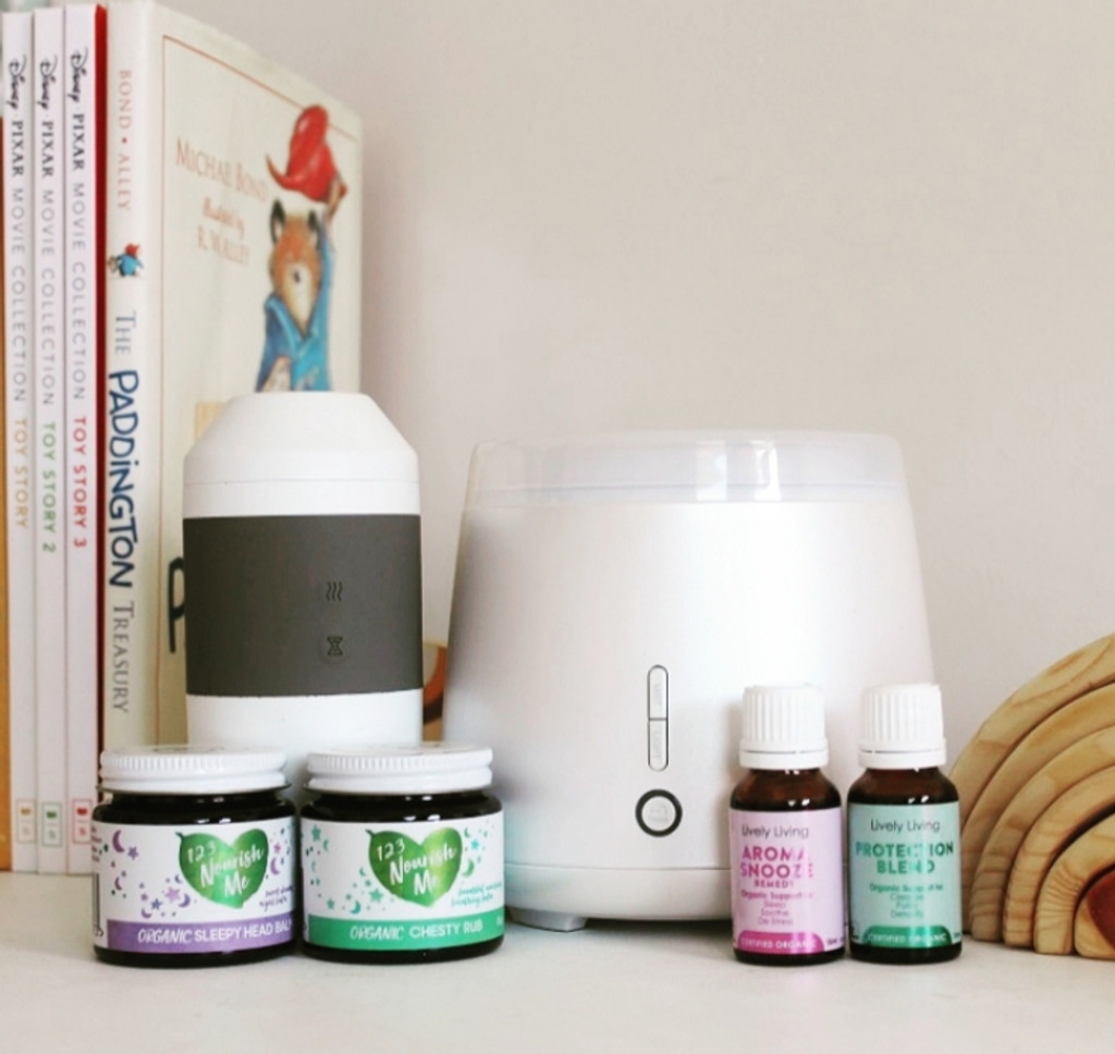 Aroma Health Family Pack