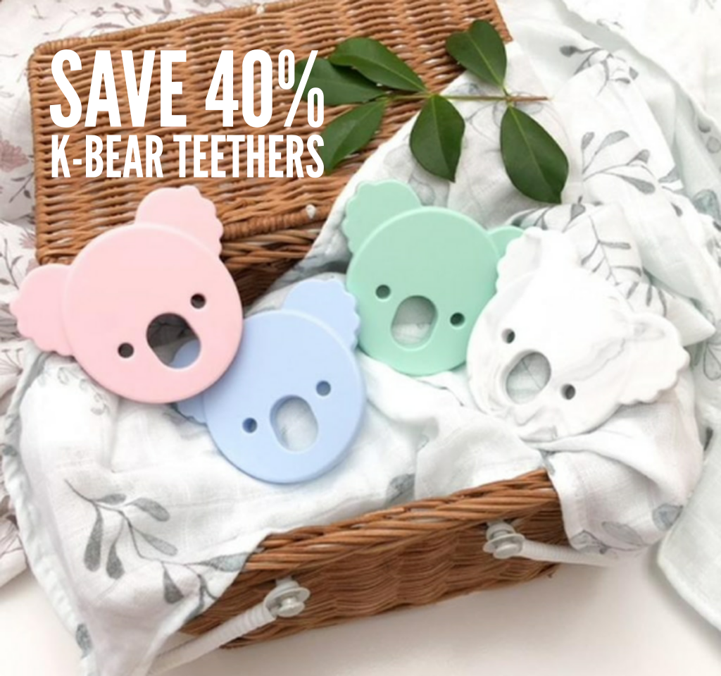 K-Bear Teether
