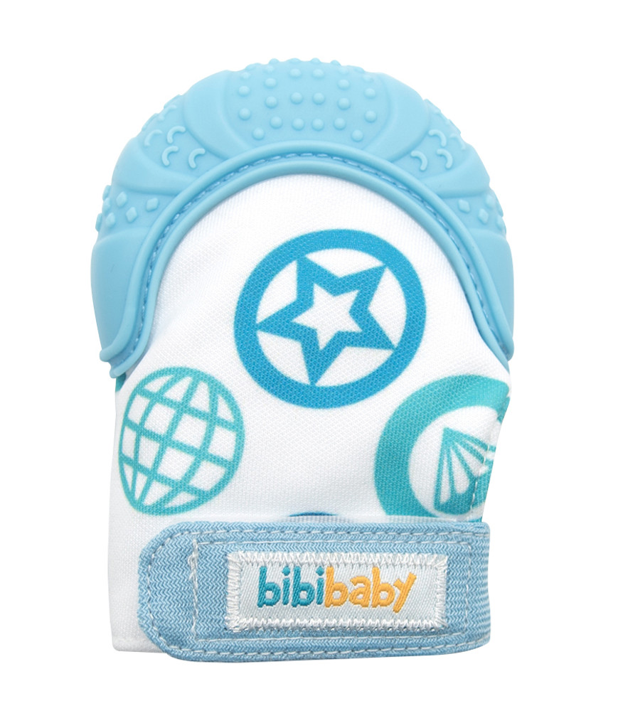 Bibi Teething Mitt