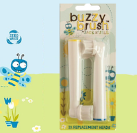 Buzzy Brush Replacement Heads 2 Pack