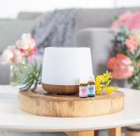 Aroma Home Vaporiser and Oil Value Pack