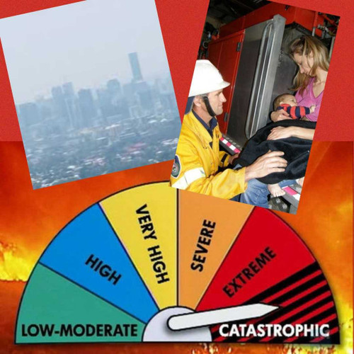 Bushfires, Breathing and Babies