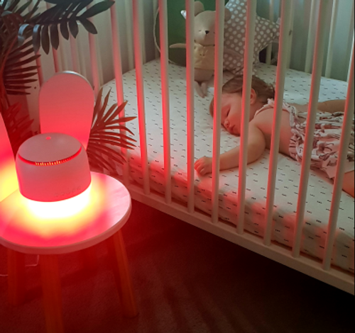 12 Ways A Red Night Light Can Help Your Child Sleep