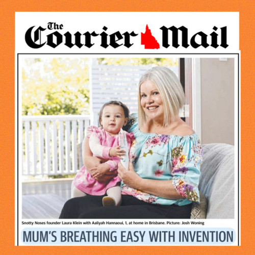 Snotty Boss Featured In Courier Mail