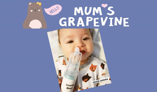 Snotty Boss Gets Top Rating on Mum's Grapevine