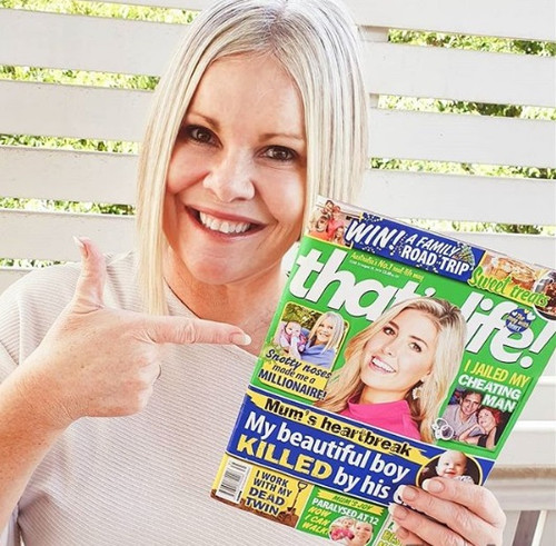 That's Life Feature - And The Millionaire Headline