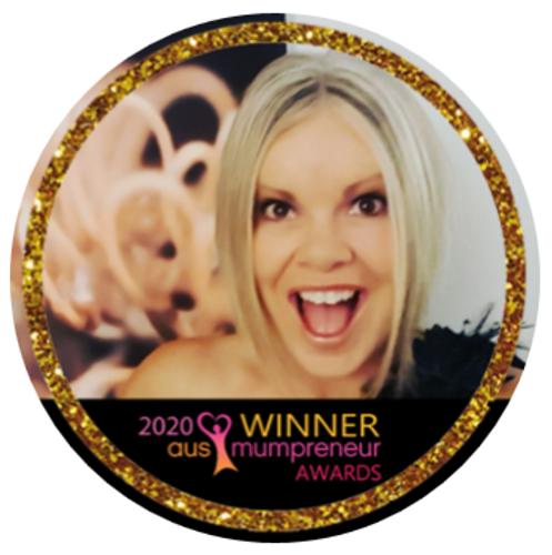 Brisbane Mum Wins GOLD at Business Awards