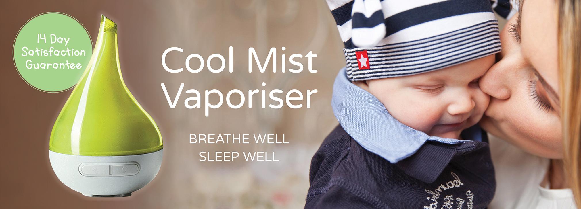 Baby Vaporiser Breathe Mist