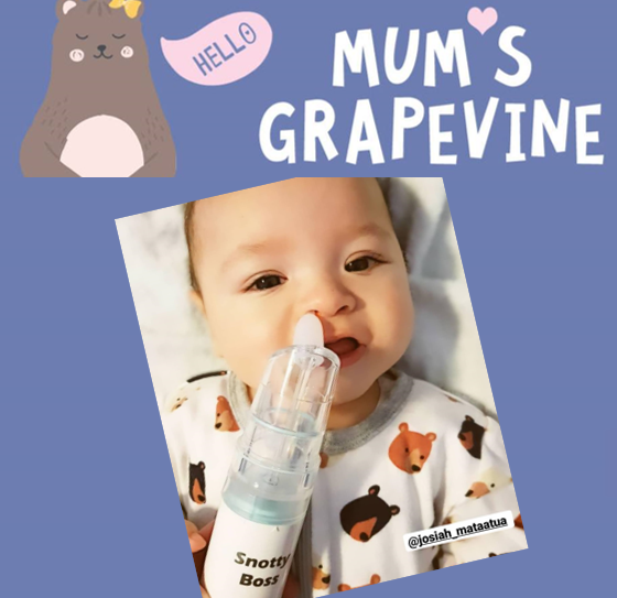 Mums Grapevine