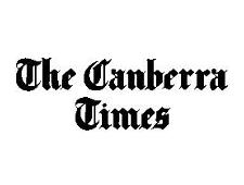 Portfolio Canberra Times