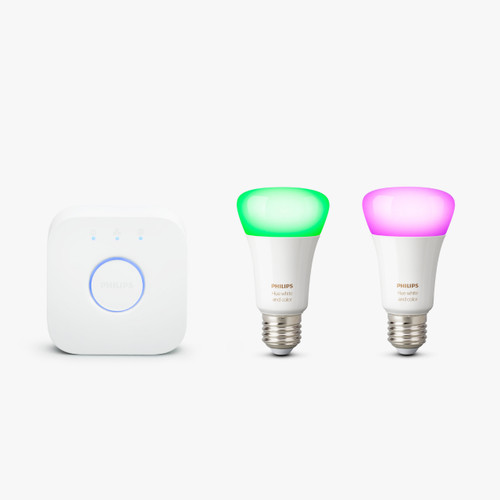 Philips Hue mini starter kit lightbulbs