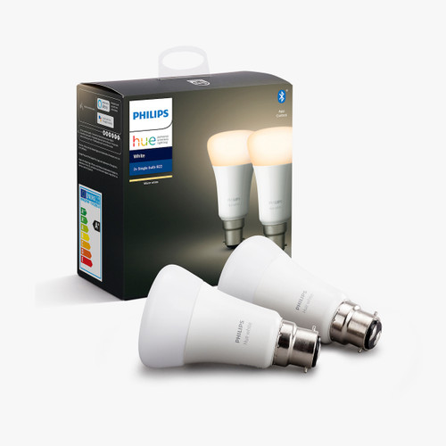 Philips hue white twin pack product image
