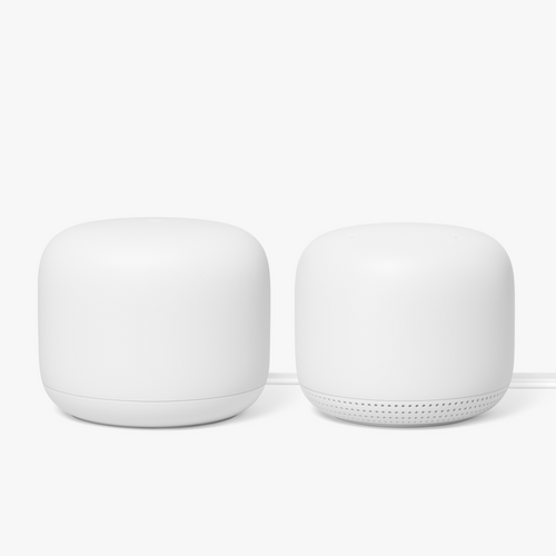 Google Nest Wifi Router and point products